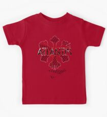 Atlantis Blueprint Kids Tee