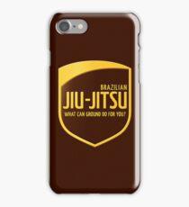 Jiu-Jitsu iPhone Case/Skin
