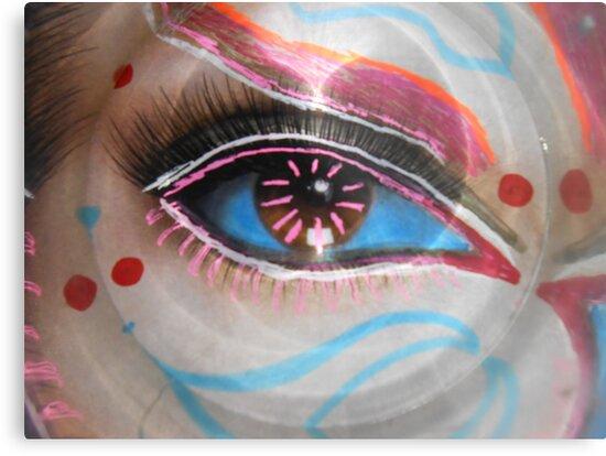 Eye Of The Beholder by ellamental