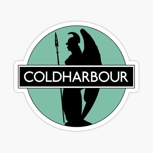 Coldharbour (Financial Branch) Sticker