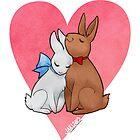 Love Buns by Jaki Hong