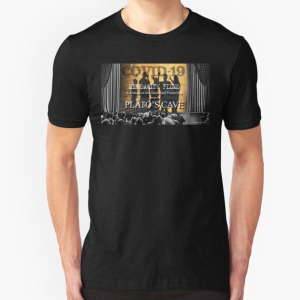 Plato's Cave Slim Fit T-Shirt