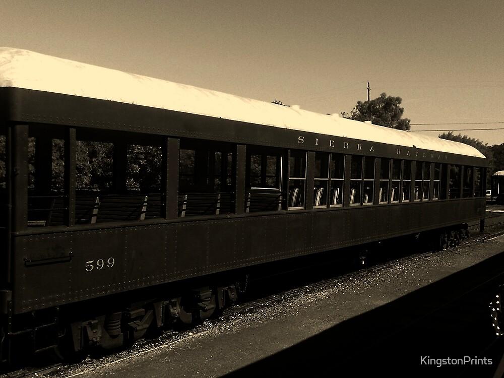 Train by KingstonPrints