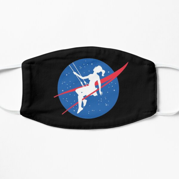 Swingset NASA Meatball Logo Flat Mask