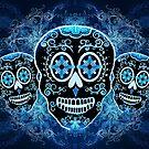 Three Amigos by Tammy Wetzel