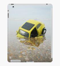 Drowned Fiat Cinquecento iPad Case/Skin