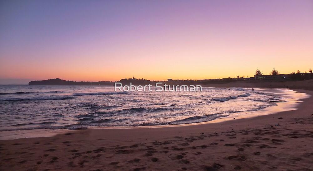 Mona Vale Beach by Robert Sturman