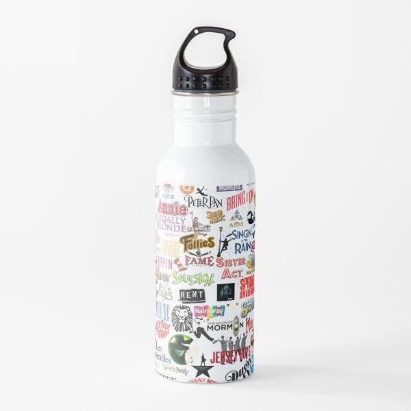 Musical Logos Water Bottle