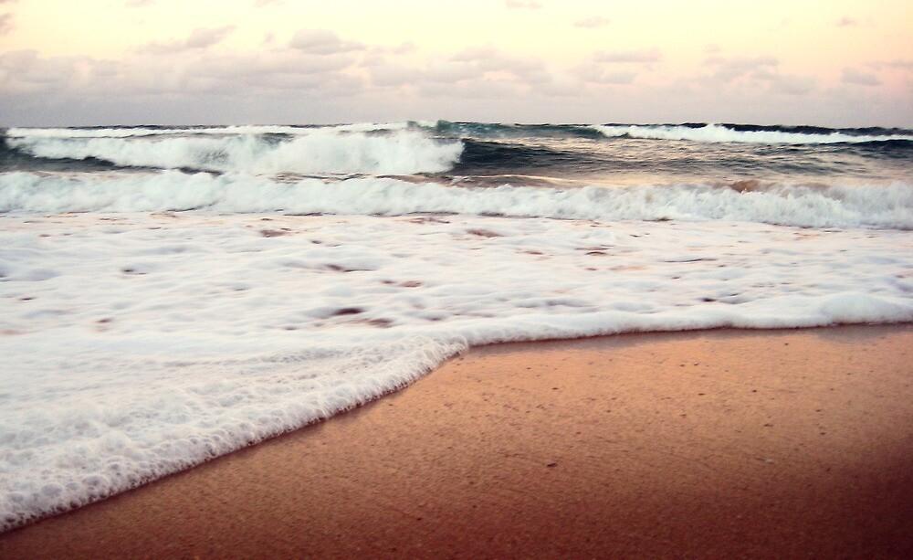 Sea Sand and Light by toorumbee