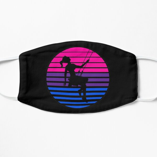 Swingset Pride - Bi Flag - V1 Flat Mask