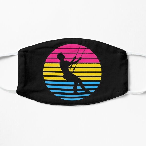 Swingset Pride - Pan Flag - V2 Flat Mask