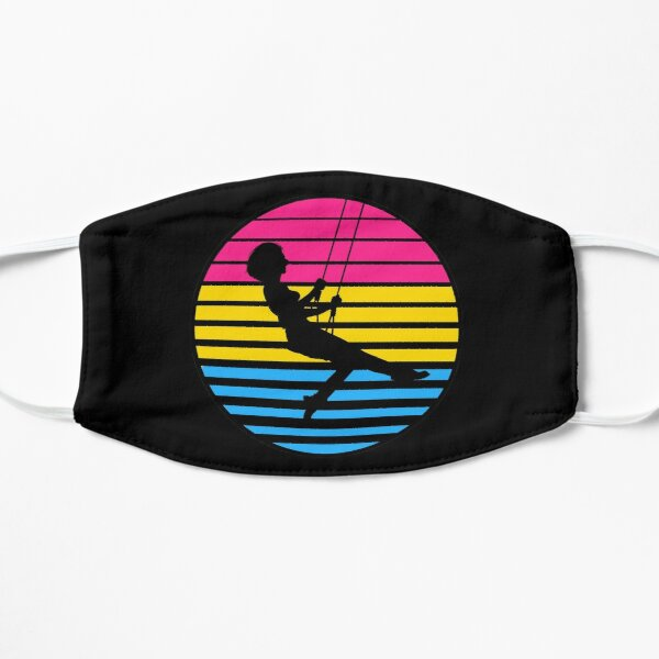 Swingset Pride - Pan Flag - V3 Flat Mask