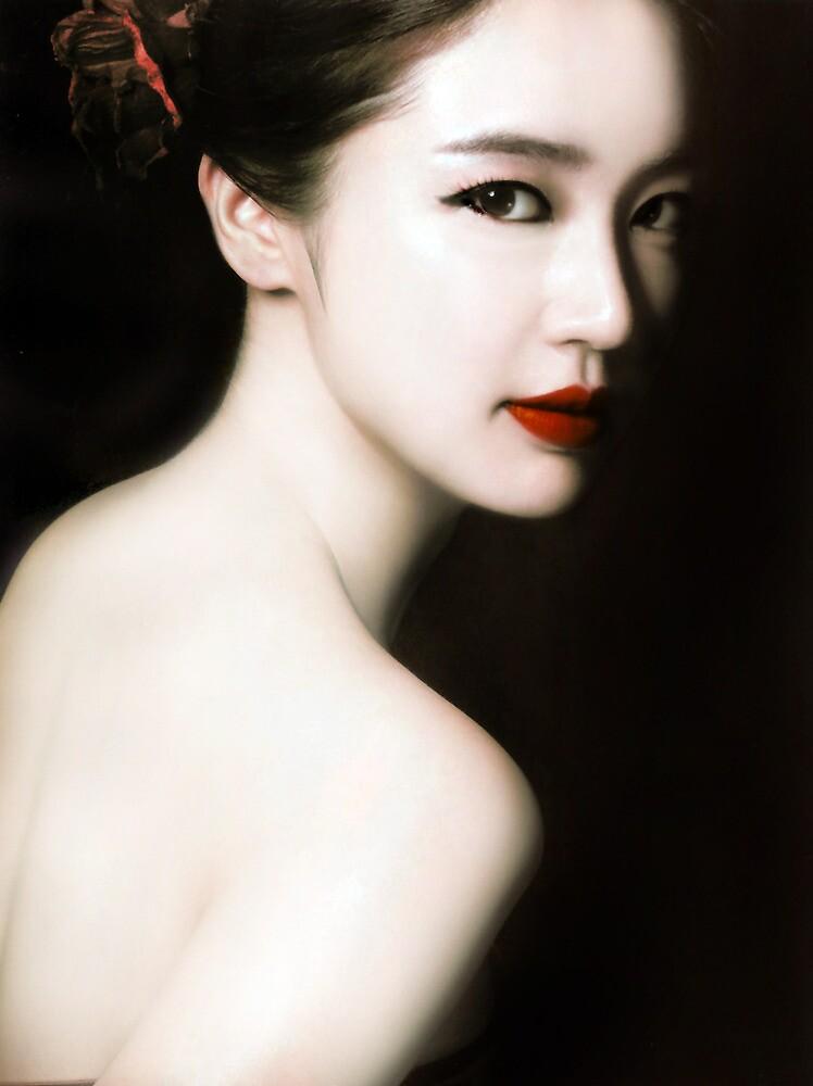 yoon eun hye by kurimao