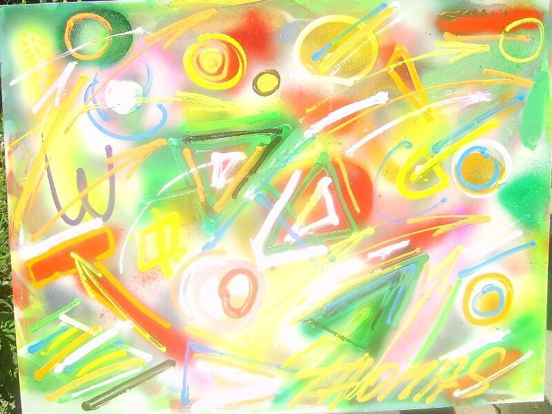 Abstraction 2 by darkol
