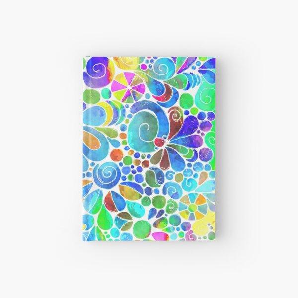 Skizzieren von Fantasy Art - Abstrakte Blumen 1 Notizbuch