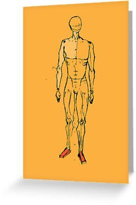 human figure sketch  by Edward-Blaga