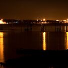 Hythe Pier by bubblebat