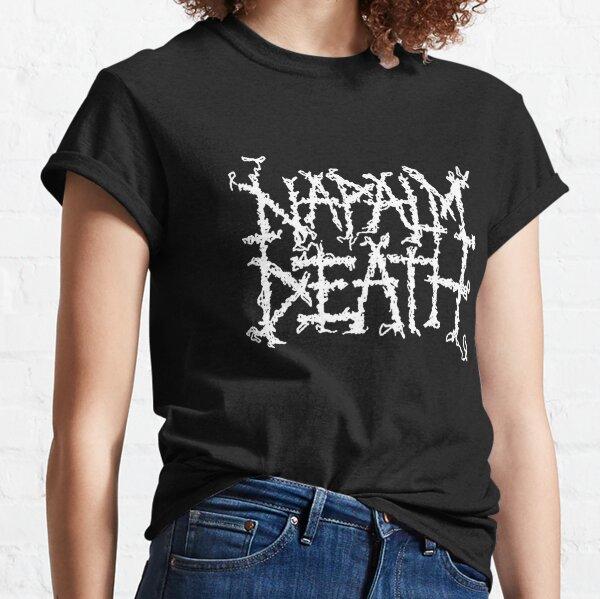 Napalm Death Classic T-Shirt