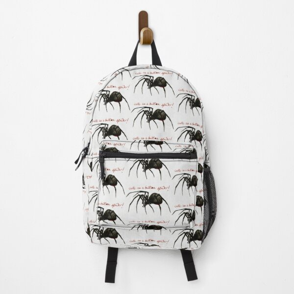 Cute as a Button Spider! Backpack