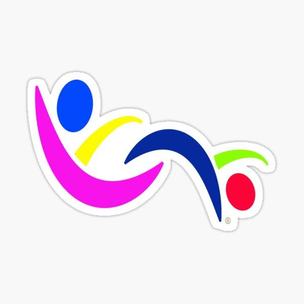 International Swinger Symbol Sticker