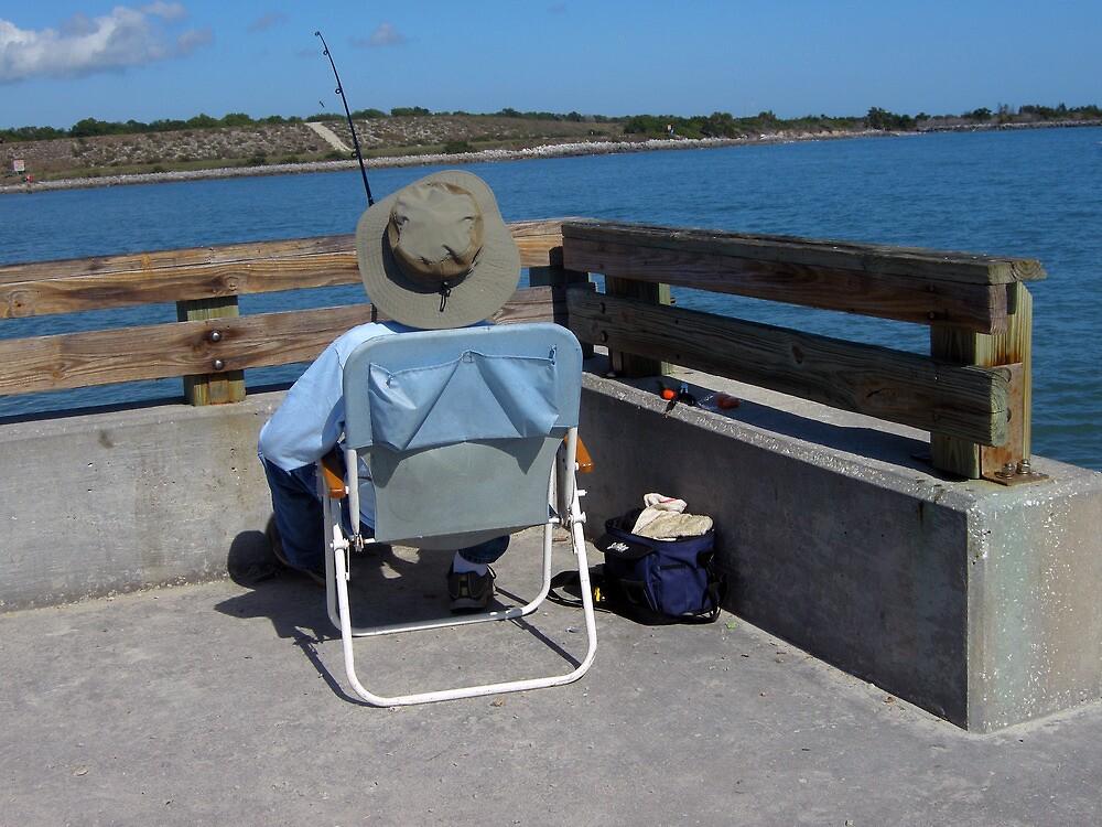 A Day Fishing Beats A Day Working by John  Kapusta