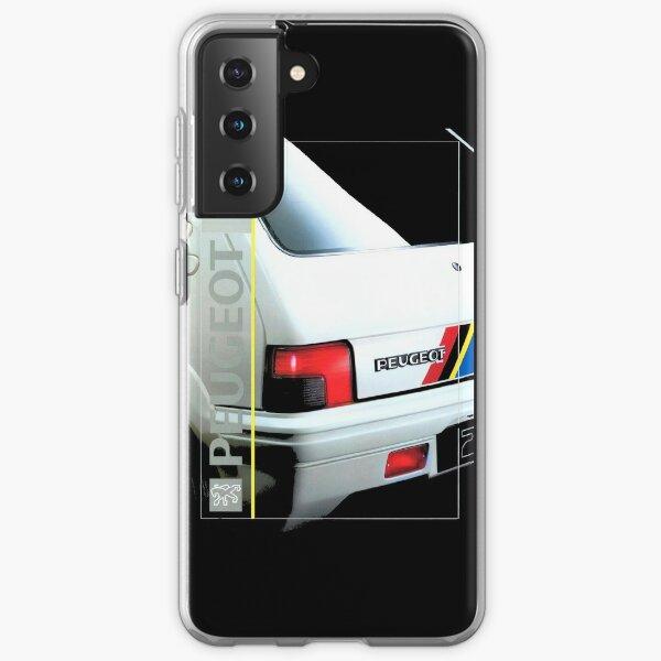 PEUGEOT 205 RALLYE Samsung Galaxy Soft Case