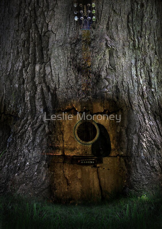 Root Of Music by Leslie Moroney