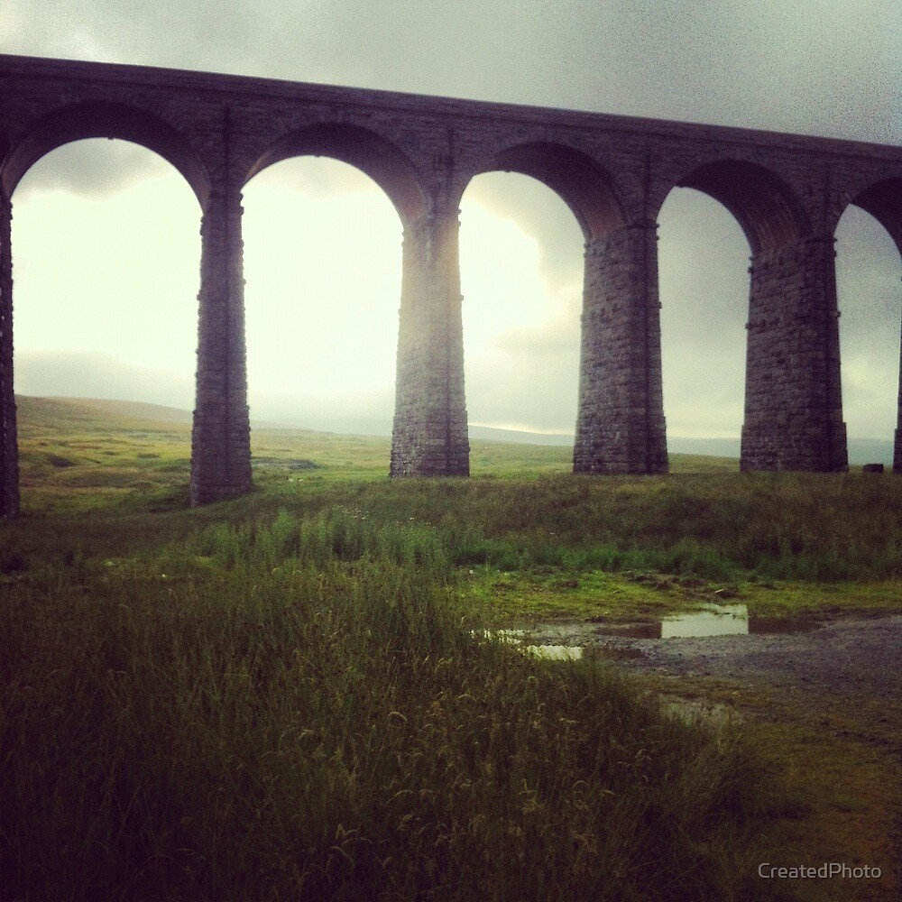 Riddlehead Viaduct by CreatedPhoto