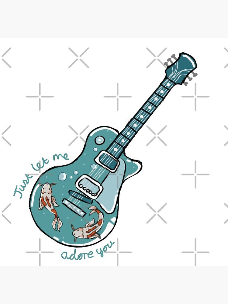 Harry Styles- Adore you guitar by amindofink