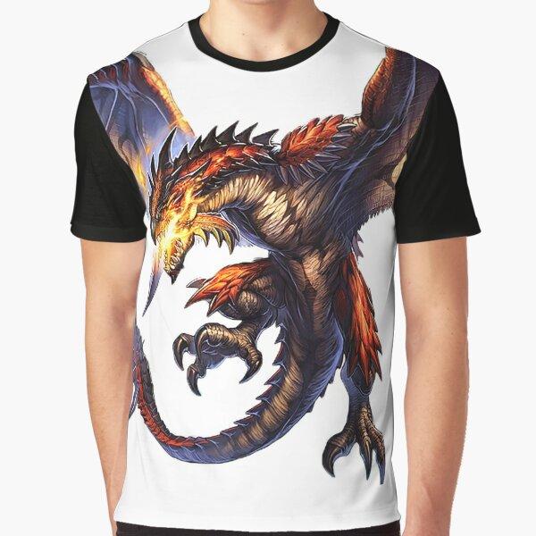 King of the Sky - Monster Hunter Graphic T-Shirt