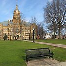 Trumbull County Courthouse by Jack Ryan