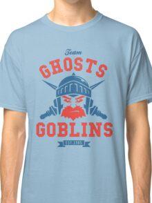 Team Ghost & Goblins Classic T-Shirt