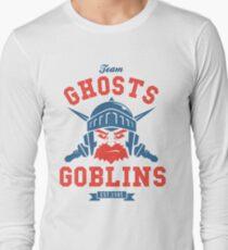 Team Ghost & Goblins Long Sleeve T-Shirt