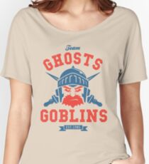 Team Ghost & Goblins Women's Relaxed Fit T-Shirt