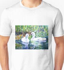Two Cygnets T-Shirt