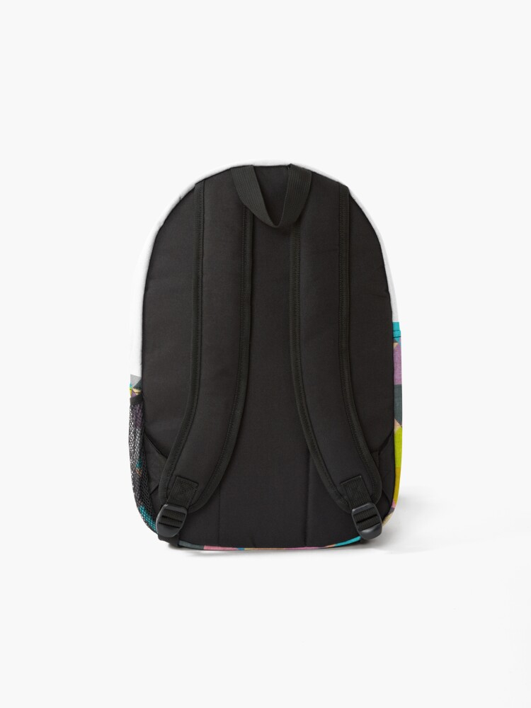 Alternate view of Completely Incomplete Backpack