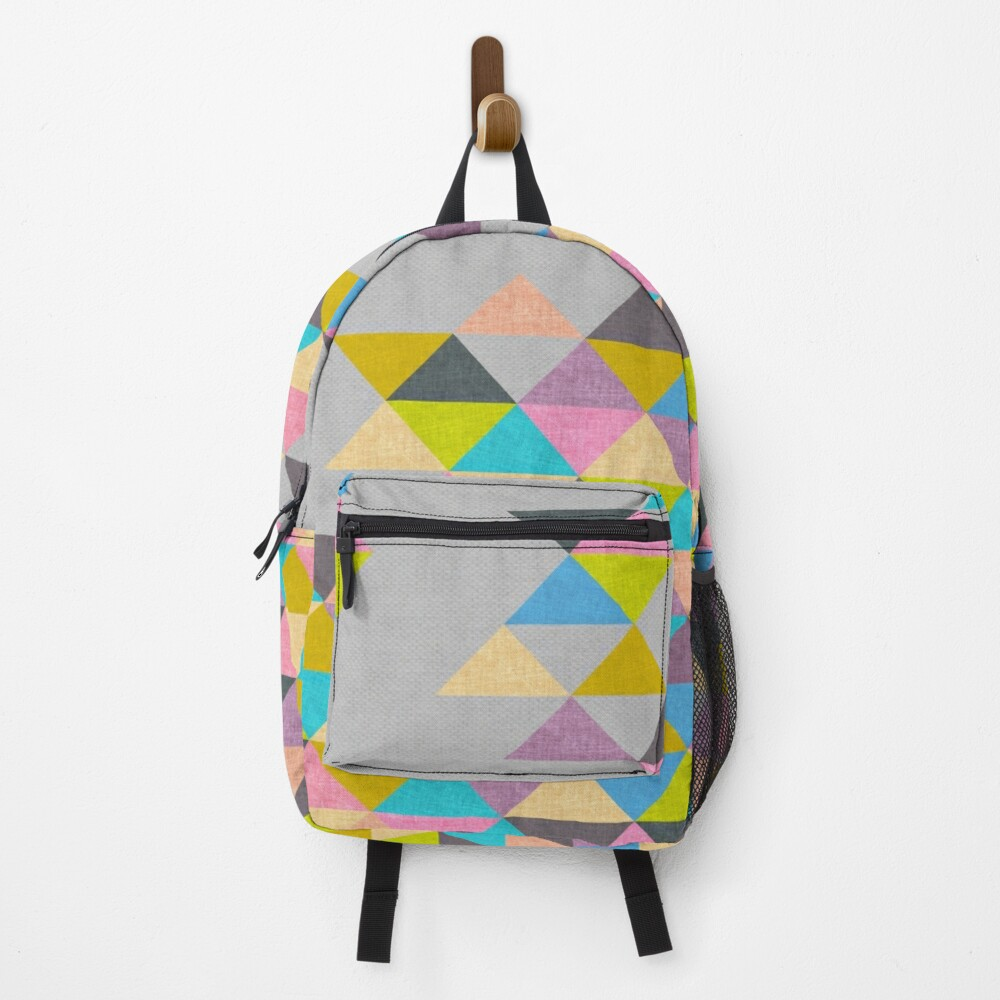 Completely Incomplete Backpack