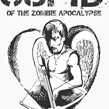 Cupid of the Zombie Apocalypse by TheWalkingDad