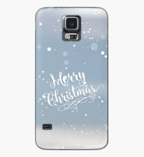 Snowstorm Case/Skin for Samsung Galaxy