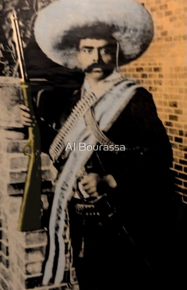 The Revolutionary by Al Bourassa