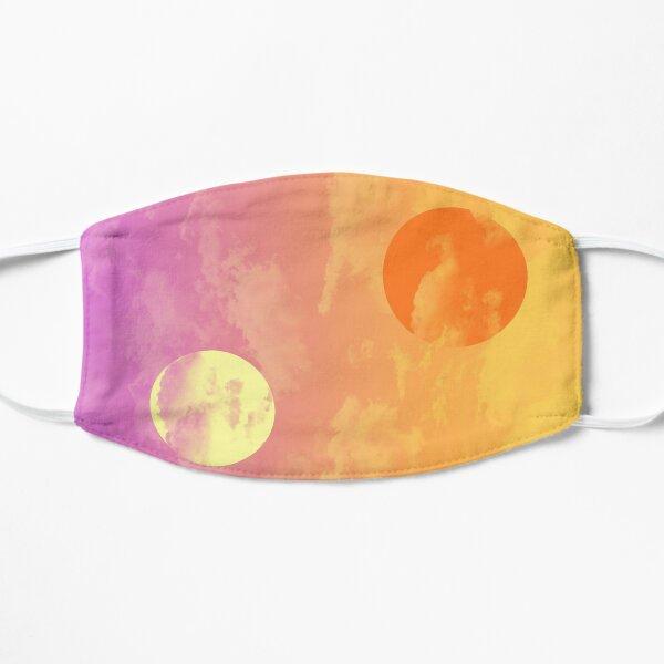 Binary Sunset Mask
