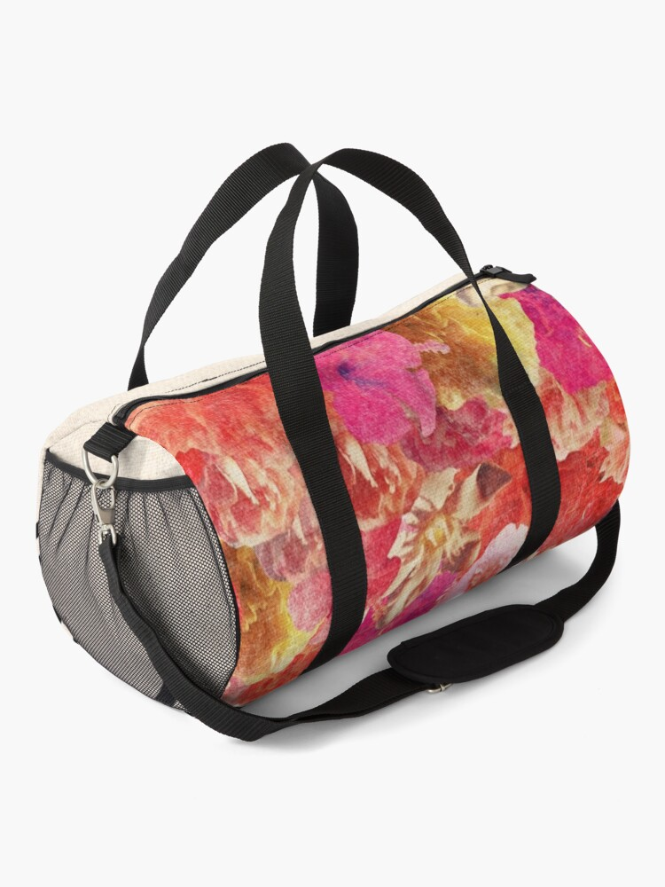 Alternate view of Chevron Flora II Duffle Bag