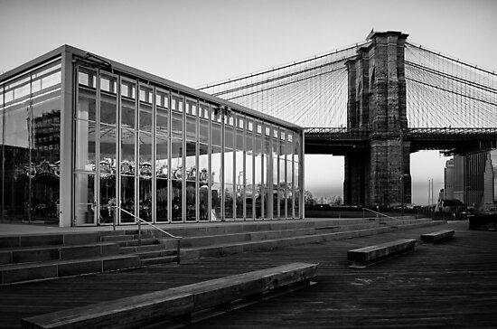 Brooklyn Bridge by StephanKolb