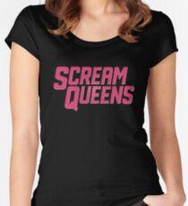 Scream Queens Women's Fitted Scoop T-Shirt