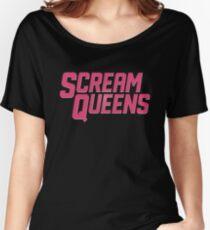 Scream Queens Women's Relaxed Fit T-Shirt