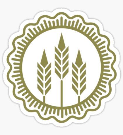 Wheat VRS2 Sticker