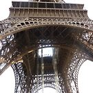 Paris the  Eiffel Tower  by Happiness         Desiree