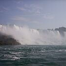 The Great Niagara by Lorelle Gromus