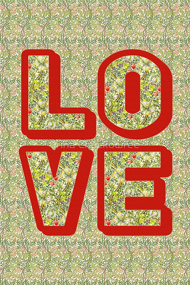 Love Collage by Irina Chuckowree