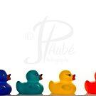 4 Ducks by JPAube